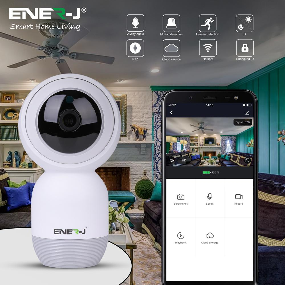 Smart Premium Indoor IP Camera