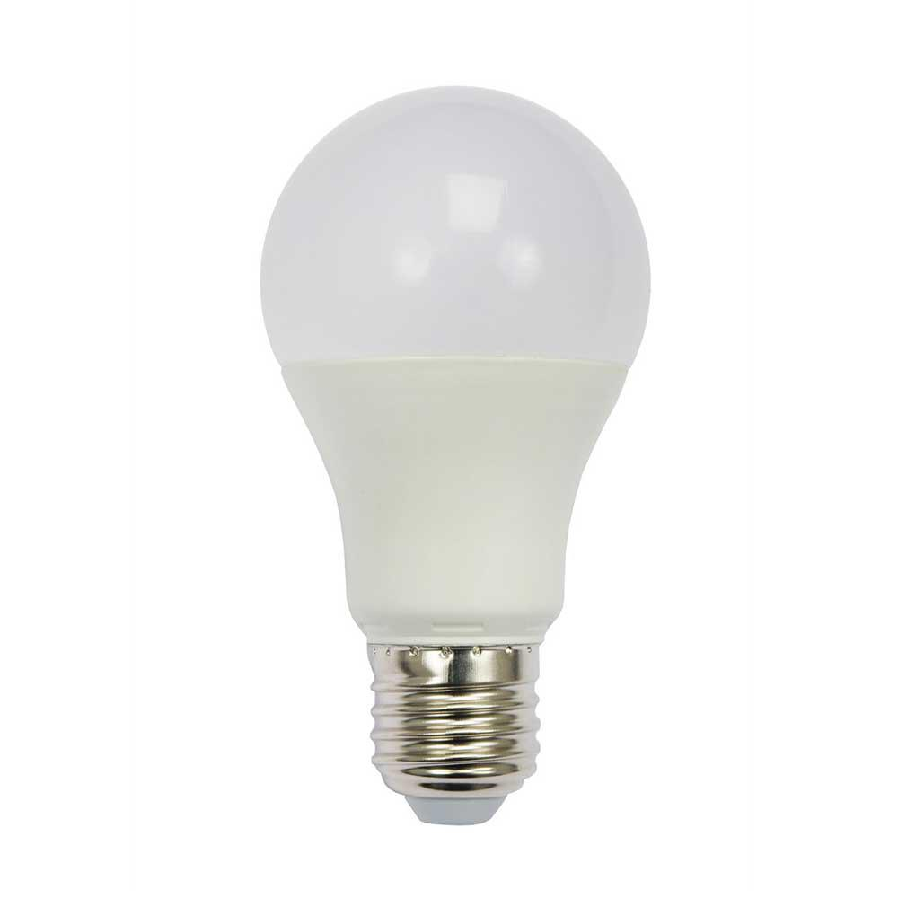 A60 10W LED Bulbs, Lumens: 806, E27, 4000K
