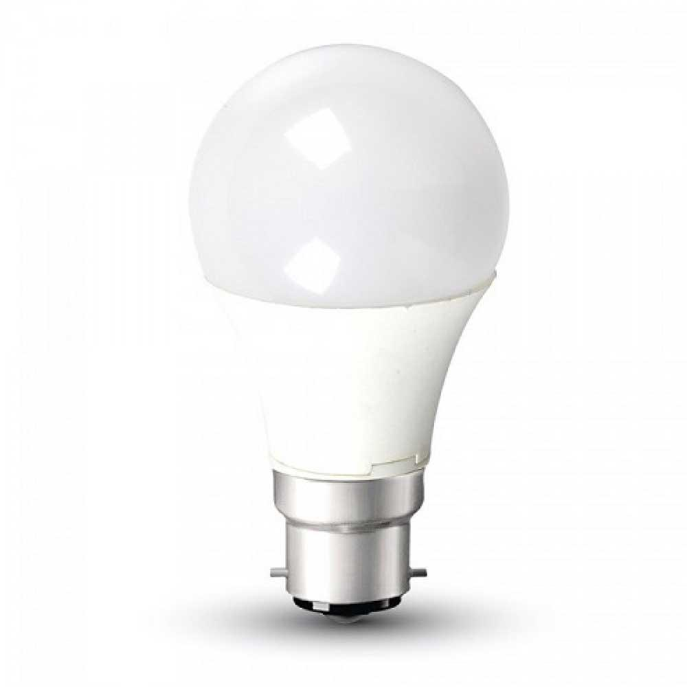 A60 15W LED Bulbs, Lumens: 1200, B22 base, 4000K
