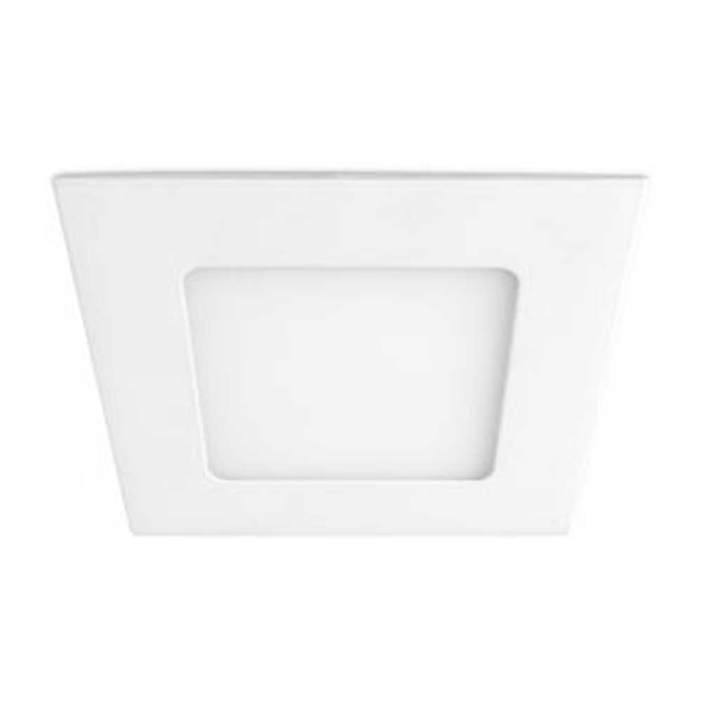 Mini  Panel Recessed 12W Square 4000K 2yrs wnty