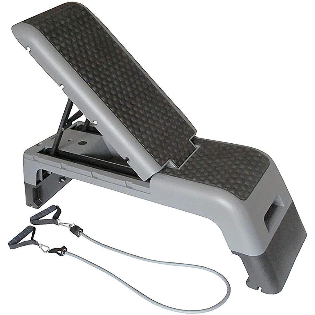 Aerobic Stepper & Bench Press 2 in 1