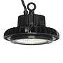 100W UFO Highbay with Samsung LED & 1-10V Dimmable Driver, 5700K