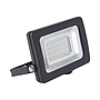 20W, Non PIR Slim Line Black Body LED Floodlight, 90Lm/W, 6000K
