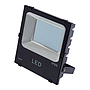 150W, Non PIR HEAVY Black Body Floodlight, 100 LUMENS/WATT, 2 YEARS WARRANTY, 6000K